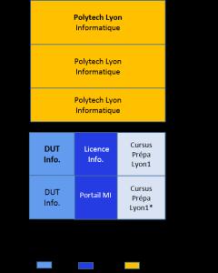bac+5 école ingénieur polytech Lyon, informatique_d