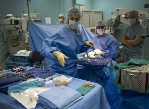 Urgence au bloc opératoire
