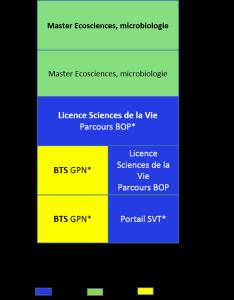 bac+5 écosciences, microbiologie